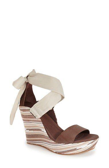 Ugg 174 Jules Serape Platform Wedge Sandal Women