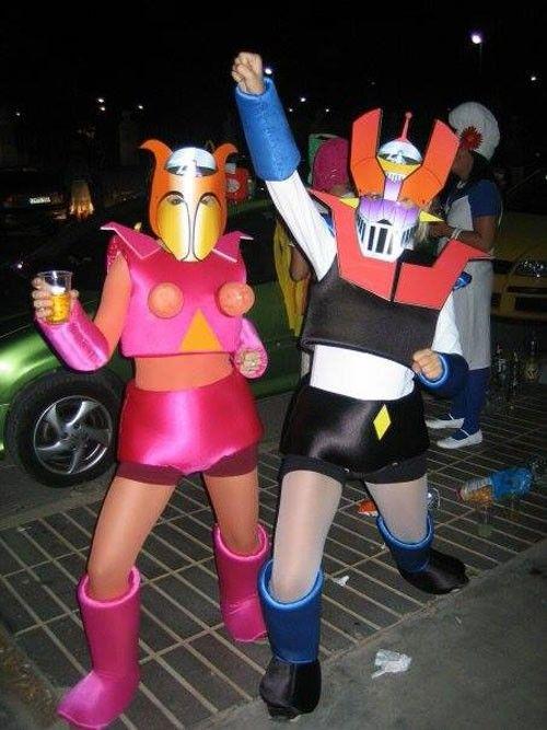 Disfraz-Mazinger Disfraces Carnaval 6988ab4619bd