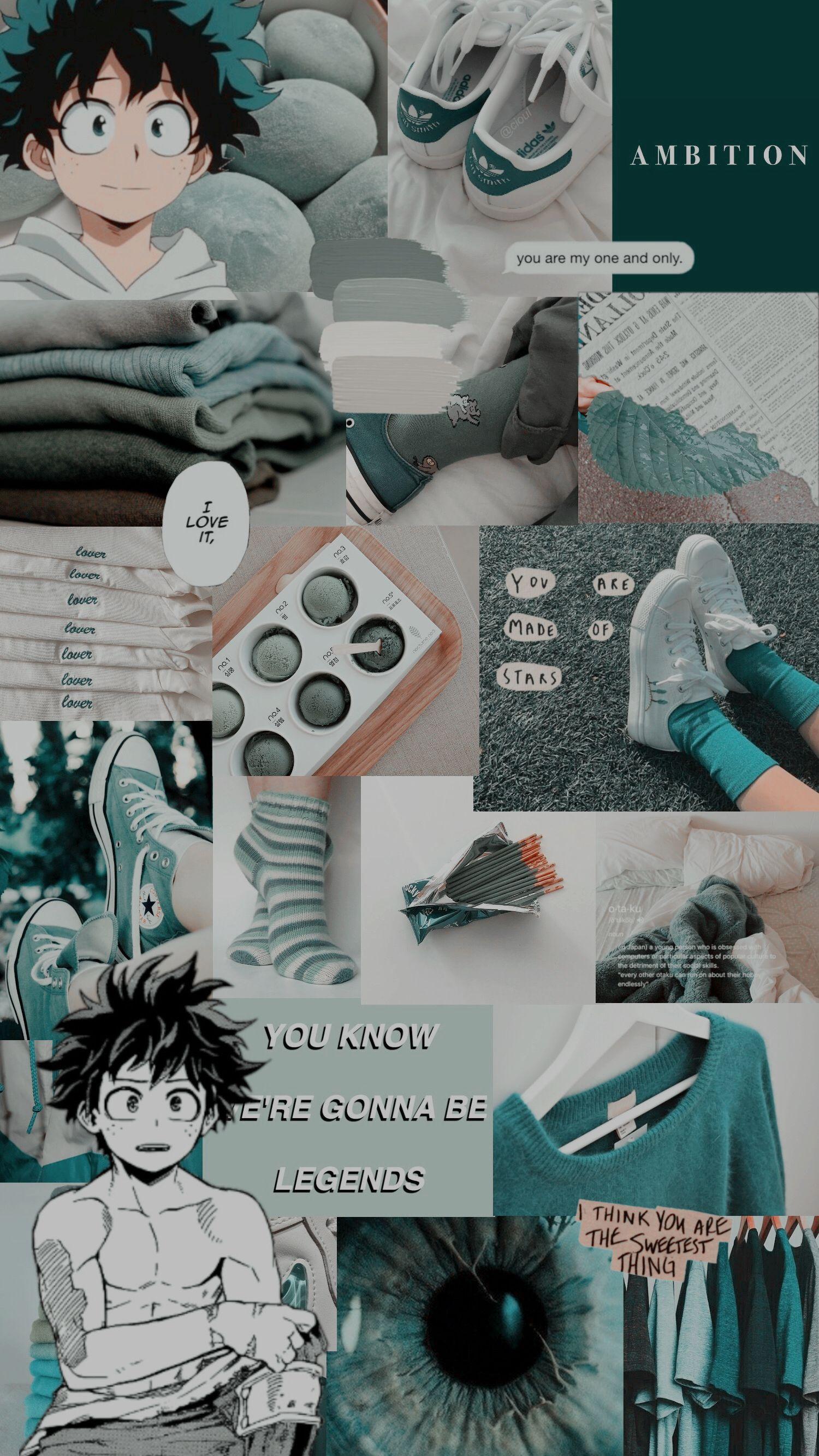 Deku Izuku Wallpaper Wallpaperedit Freetoedit Cute Anime Wallpaper Anime Wallpaper Phone Hero Wallpaper