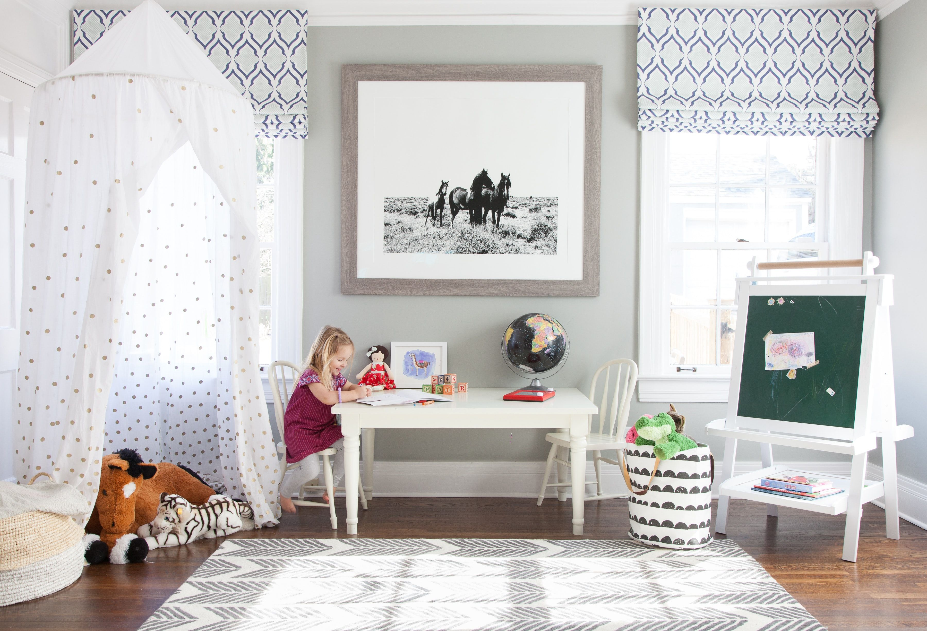 Kids Playroom Nashville Tn Large Scale Framed Black White Photography In 2020 Kid Room Style Kids Playroom Decor Kids Playroom