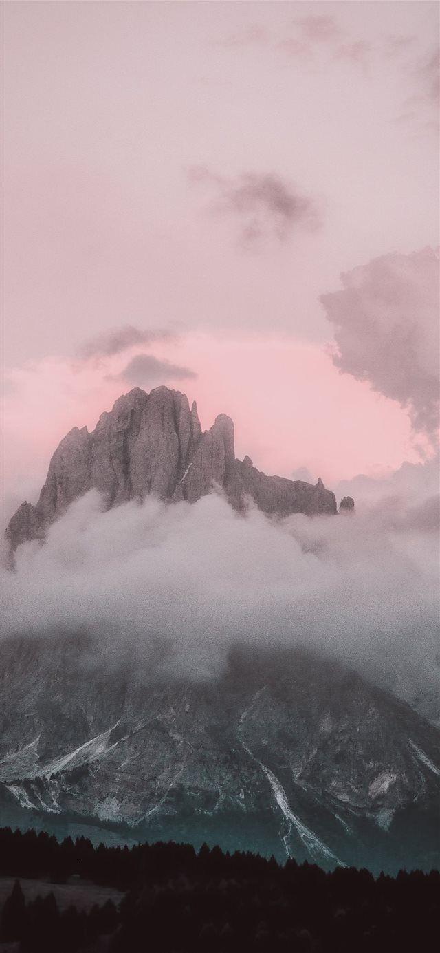 Pink Blue Hour Iphone X Wallpapers Pemandangan