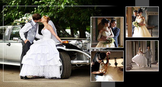 do professional wedding album design by denverson