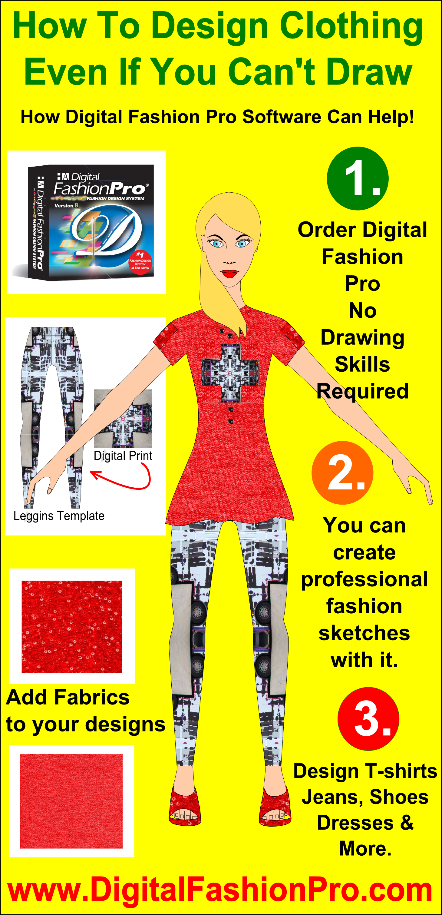 What are some of the best clothing design software applications?