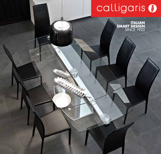 Cosmic Expanding Dining Table By Calligaris