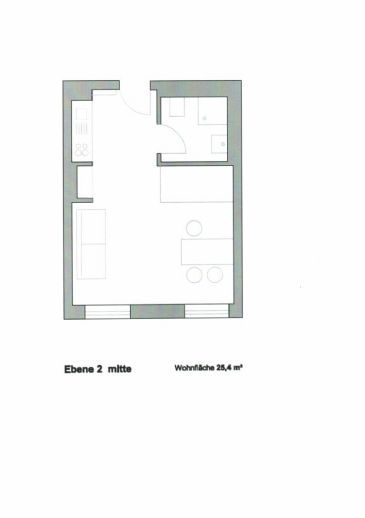 Exklusives, Neues Studentenapartment Mit Moderner, Ansprechender  Ausstattung Mit Einbauküche Und Kellerabteil In Zent... Wohnung Augsburg