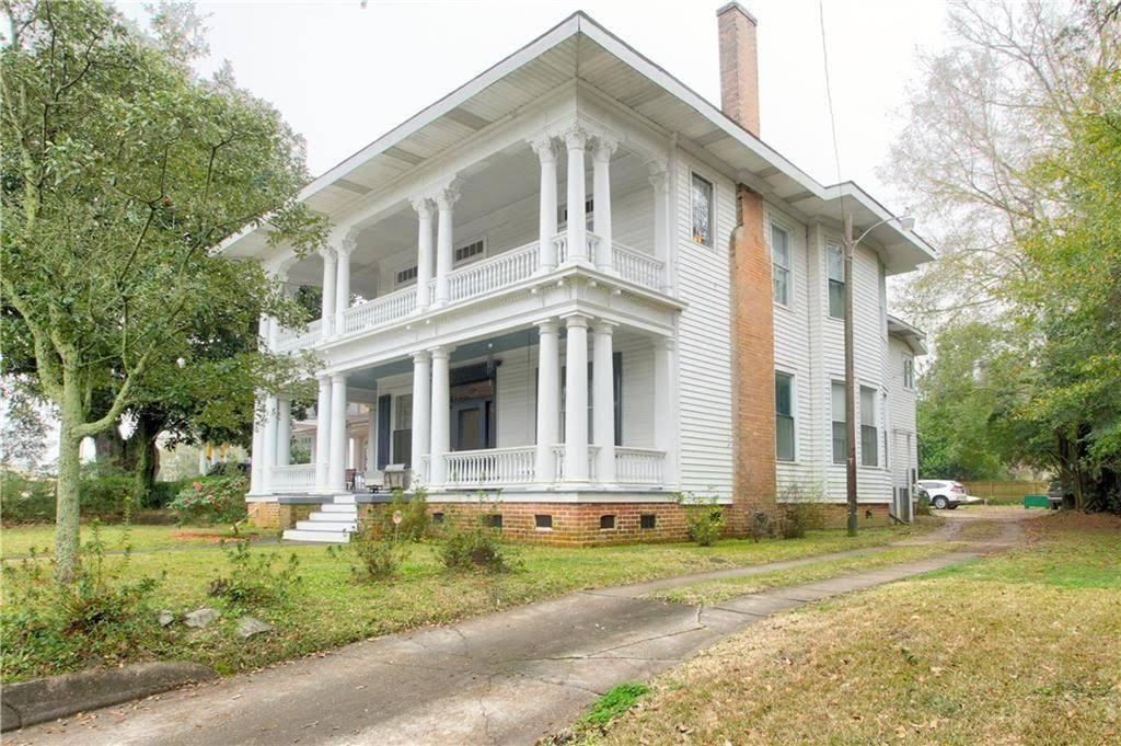 1907 Historic Home For Sale In Mobile Alabama Historic