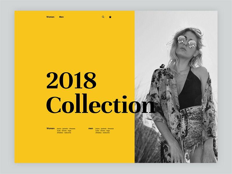 Yellow And Black Practise Logo Design Inspiration Branding Web Layout Design Modern Web Design