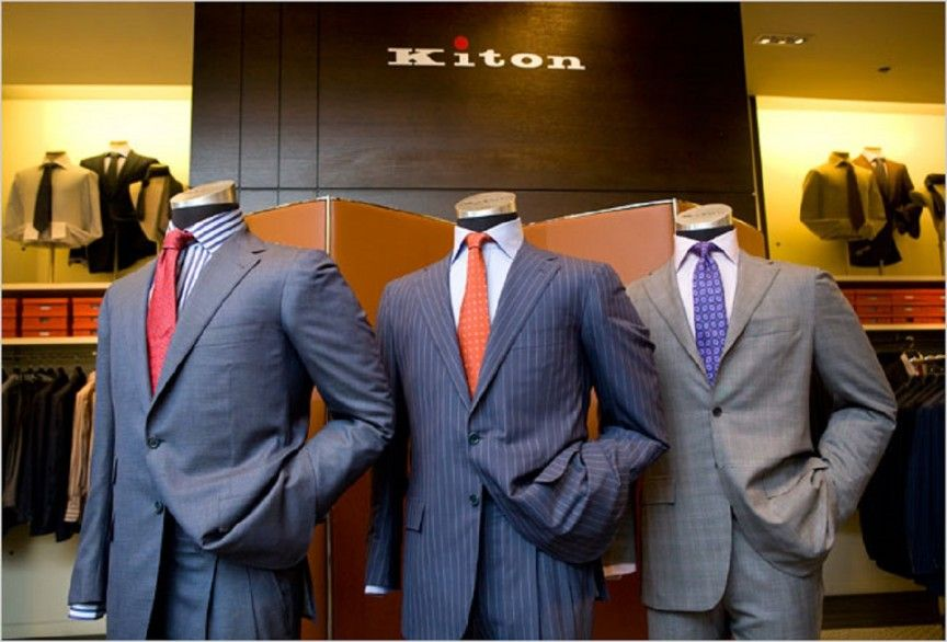 kiton k-50. | Nothin' Suits Me Like a SUIT! | Pinterest | The o ...