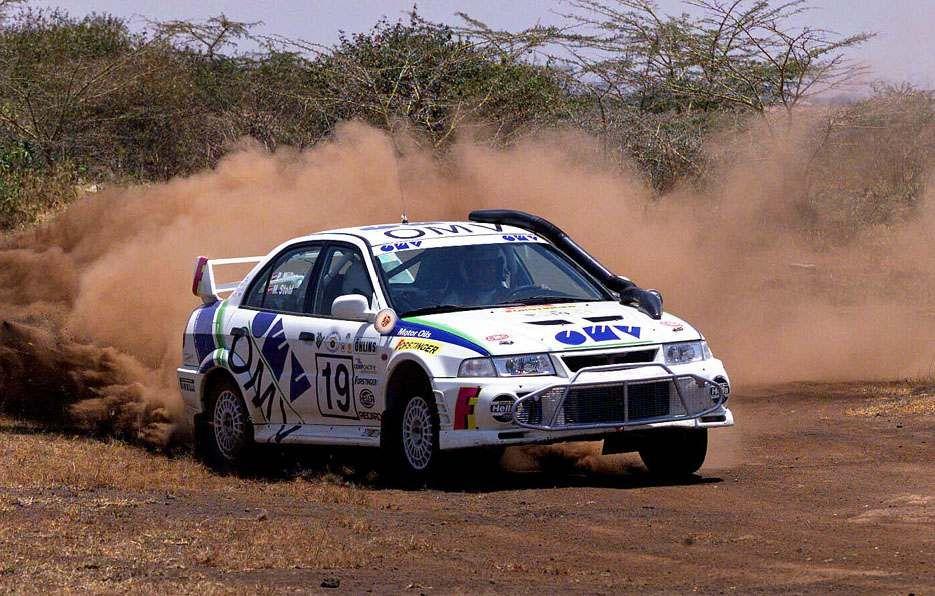 Mitsubishi Evo rally car - Group N   Off Road   Pinterest   Rally ...