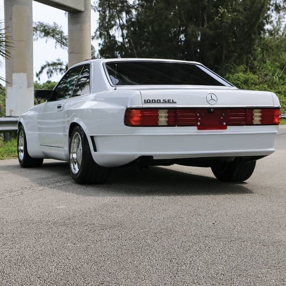 Mercedes-Benz W126 1000SEL