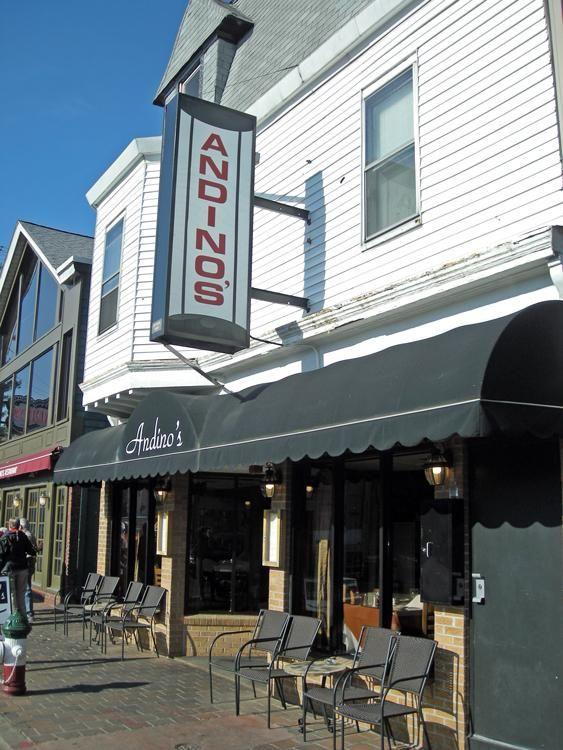 Andino S Italian Restaurant Providence Ri