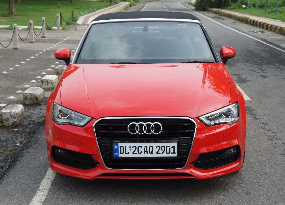 Audi A3 40tfsi Cabriolet Used Car For Sale In Delhi Second Hand