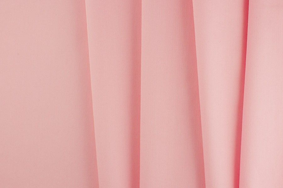 Britex Fabrics -  Think Pink Organic Cotton Shirting (Made in Switzerland) - Cotton - Fabric
