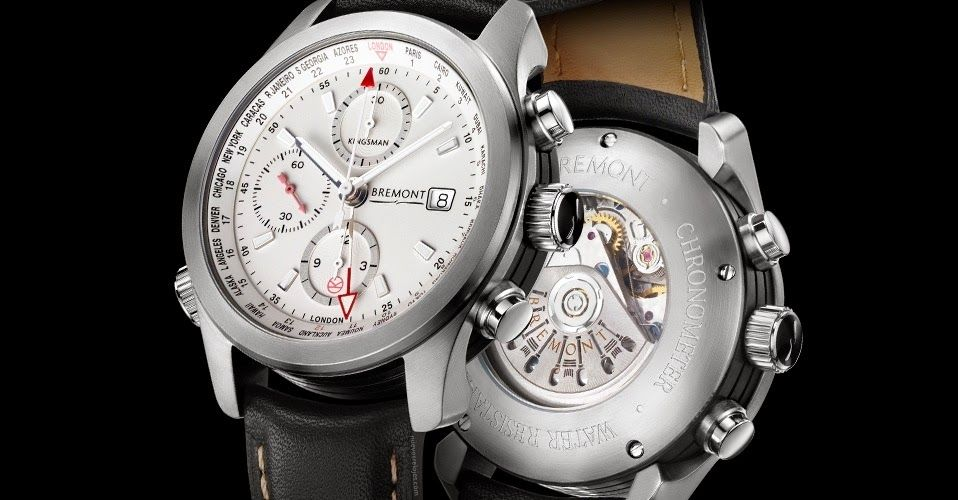 Bremont - Kingsman collection (special edition) #Bremont #luxury #watches