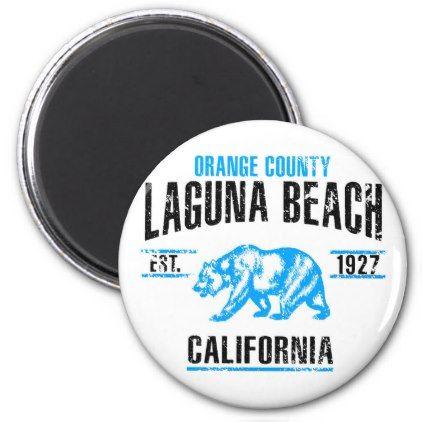 #Lagunda Beach Magnet - #beach #travel #beachlife