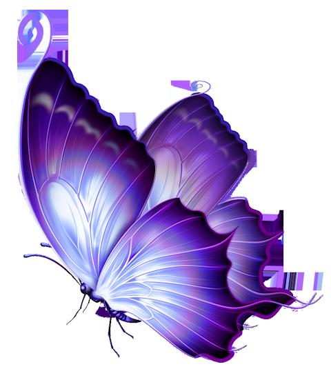 Transparent Purple Deco Butterfly Png Art Mariposas Acuarela Pinturas Mariposas