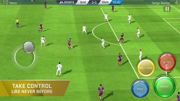Electronic Arts Releases Fifa 16 Ultimate Team For Android And Ios Video Fifa 16