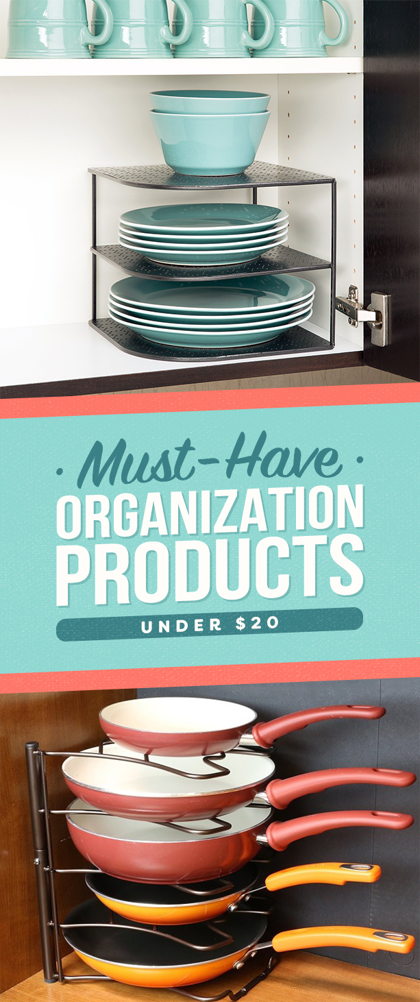 33 Products Under $20 That\'ll Actually Organize Your Living Space ...