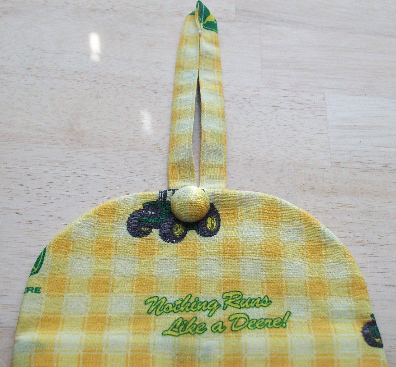 John Deere Kitchen Towels 2 New Handmade $25 00 via Etsy