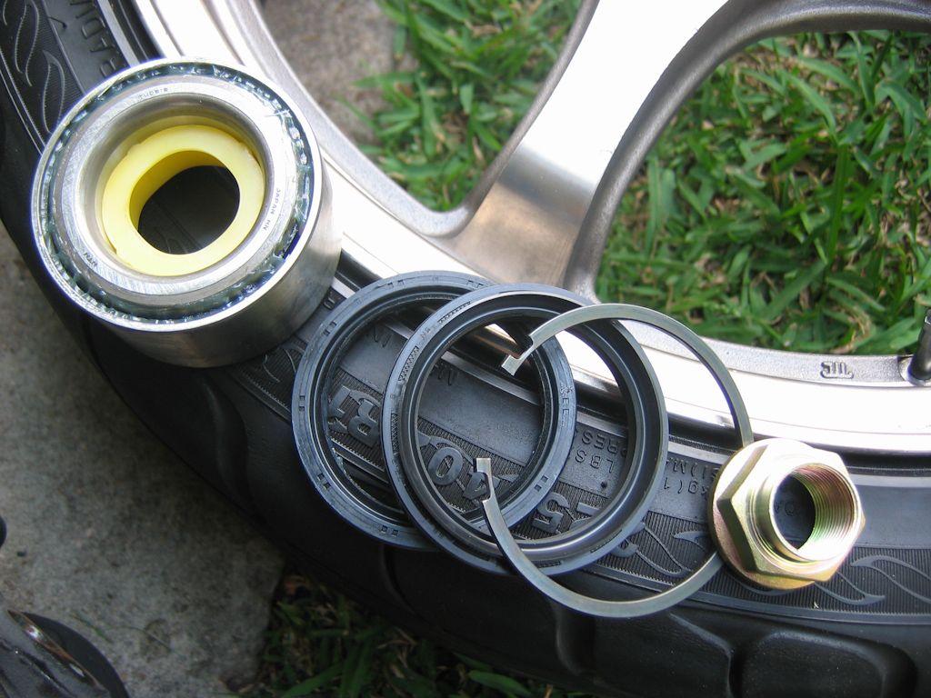Wheel Bearing Replacement Gurus guide w/pics NASIOC