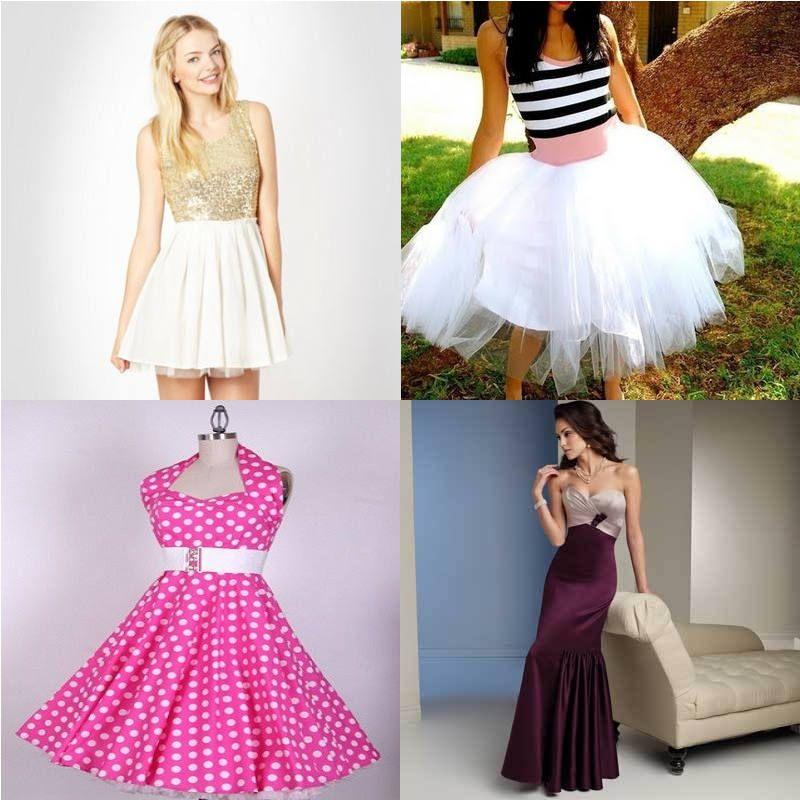 ¿Qué vestido te sienta mejor según tu tipo de cuerpo?