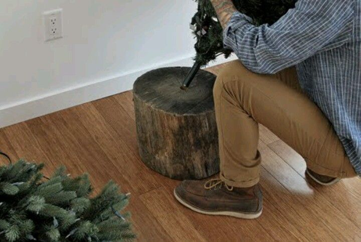 Excellent Fix For Damaged Fake Christmas Tree Bases Fake Christmas Trees Christmas Tree Stand Diy Christmas Tree