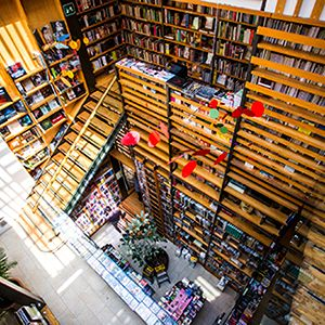 World's Coolest Bookstores | Via Travel + Leisure