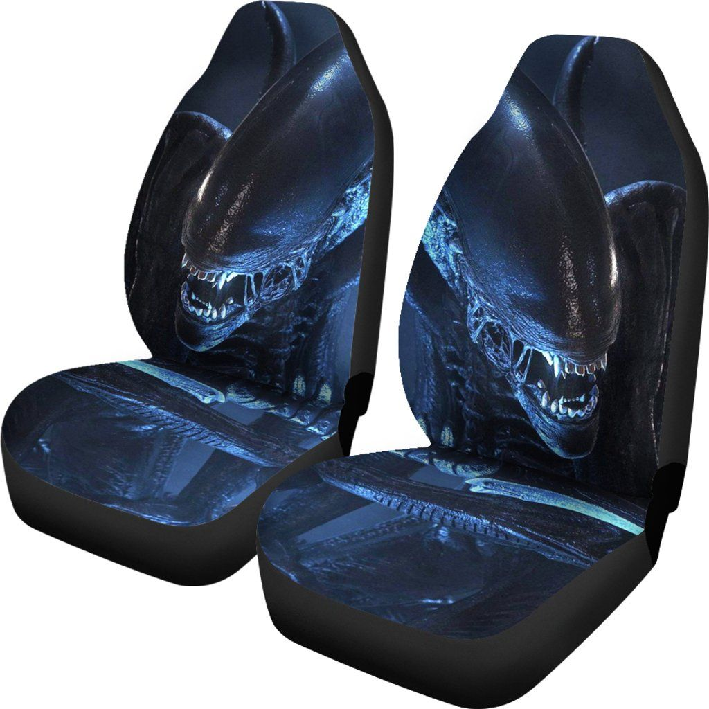 Xenomorph Alien Car Seat Cover Set in 2020