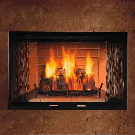 This Is A Great Small Area Heater For Smaller Fireplace Rated At