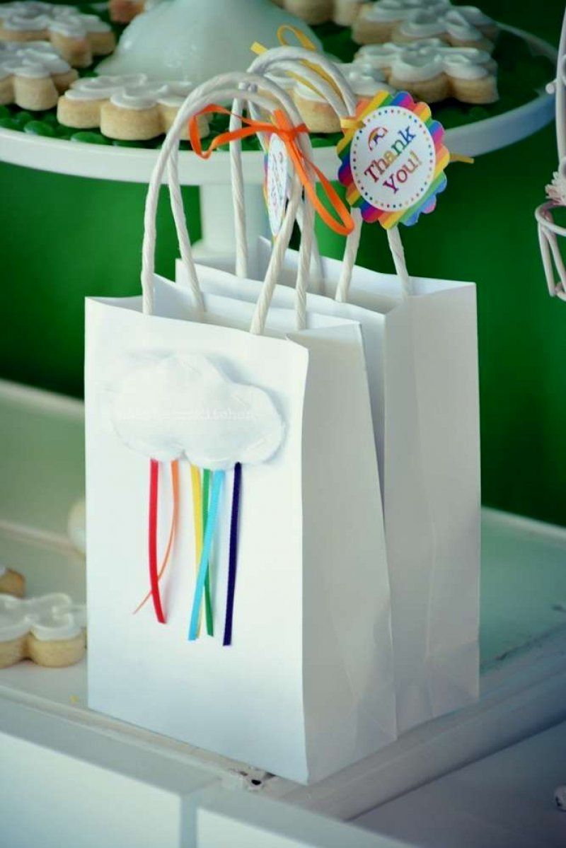 Bridal template favor wedding party favor bags ideas