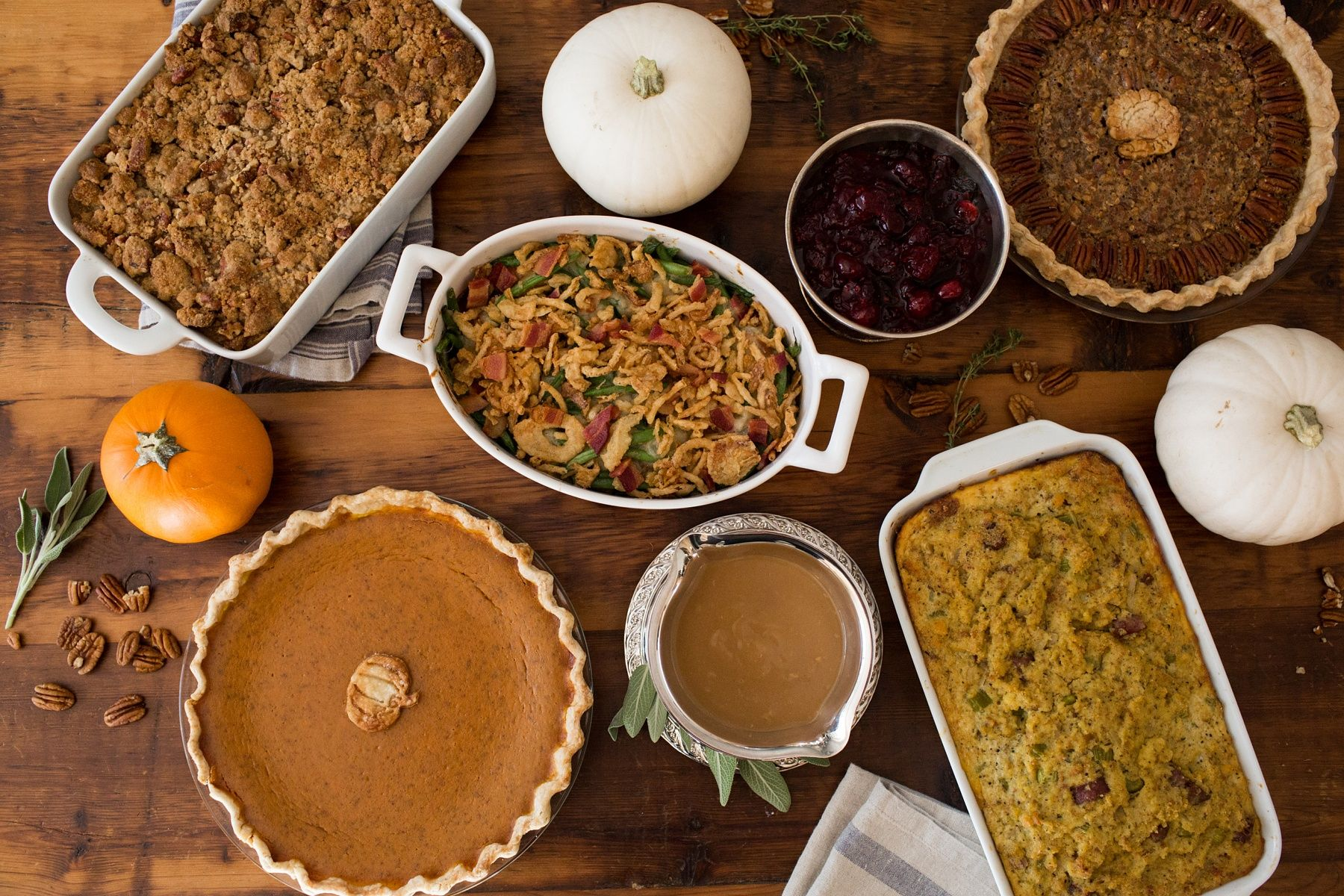 Where to Get Thanksgiving Takeout in Birmingham