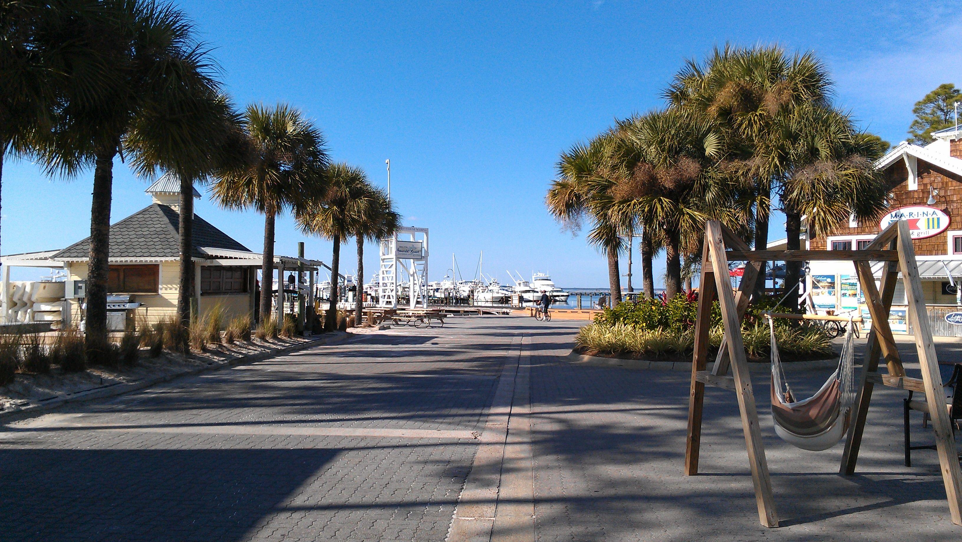 Baytowne Marina Sandestin, FL