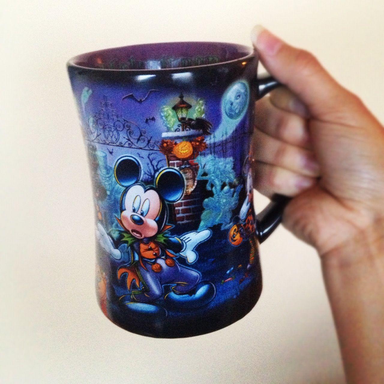 My From New In Pumpkin Spice Coffee Loving Mug Mickey's 1JlFKTc3
