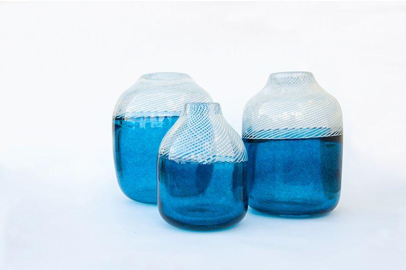 rezzan hasoglu reinterprets glassblowing technique
