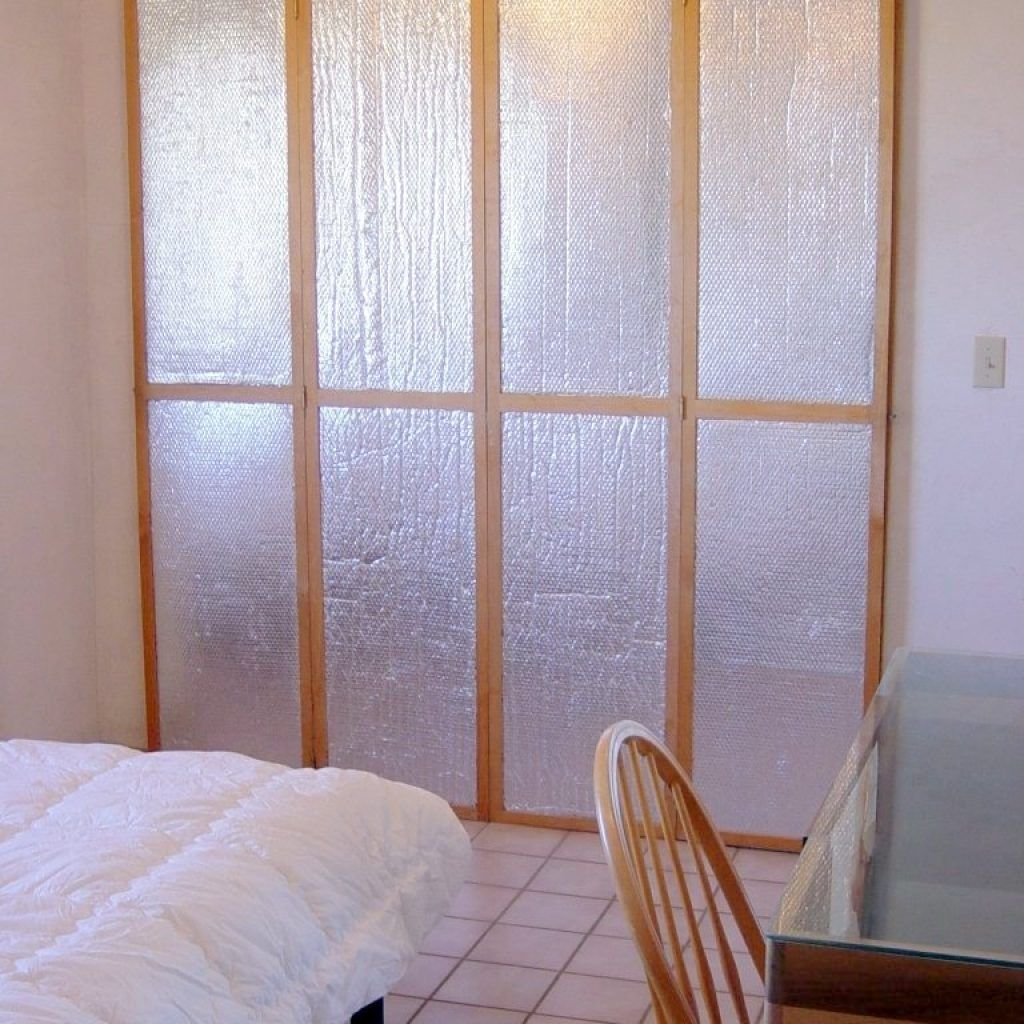 Beau Patio Door Insulation Blanket