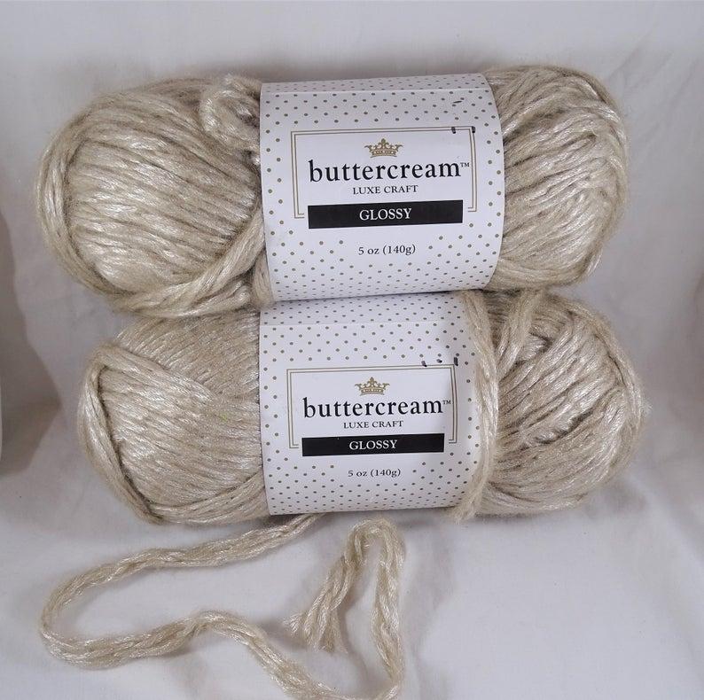 21++ Buttercream luxe craft yarn crochet patterns ideas in 2021