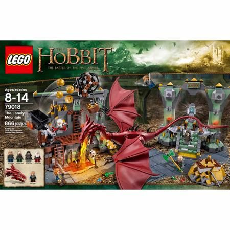 Toys With Images Lego Hobbit