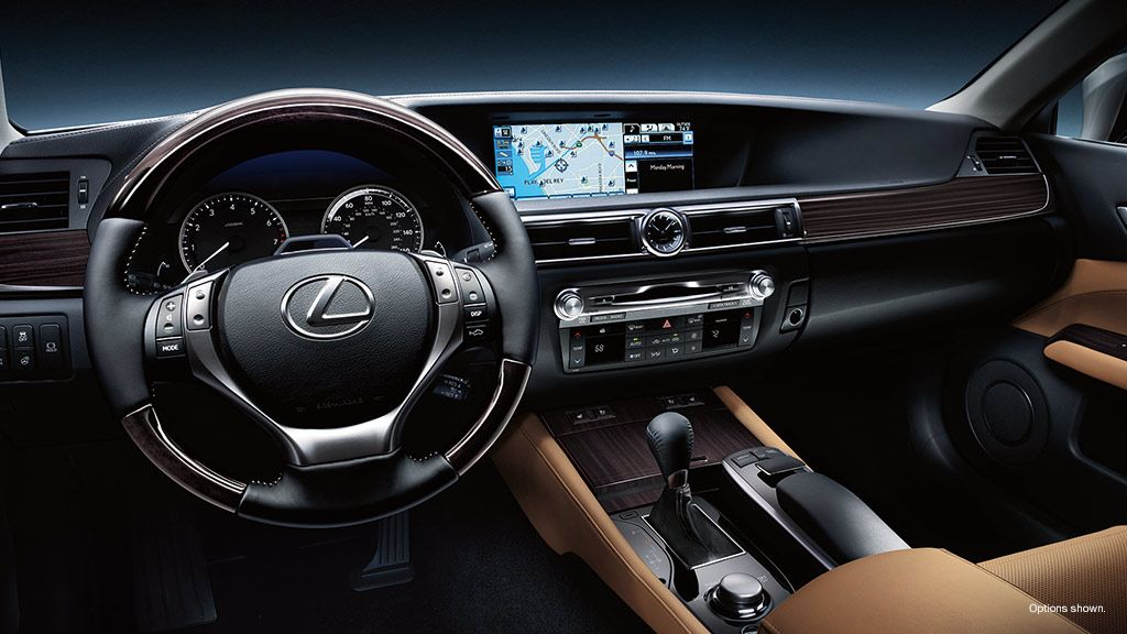 The 2014 Lexus Gs Lexus Lexus 450h Dream Cars
