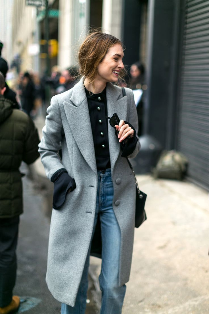 The best street style from new york fashion week fallwinter