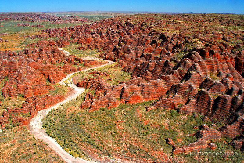 Purnululu National Park Western Australia Western Australia