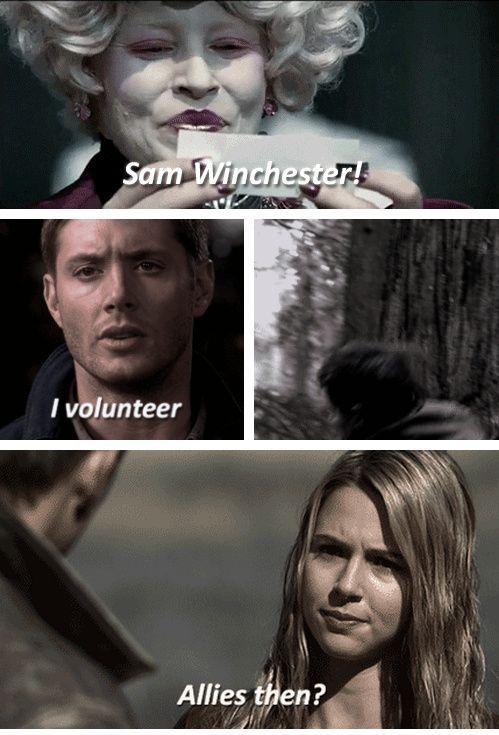 """[GIFSET] """"I volunteer"""""""