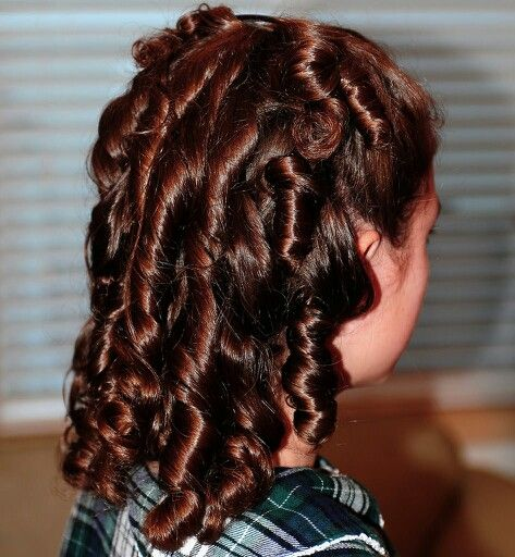 Wedding Hairstyle Ringlets: Cool Hairstyles, Hair