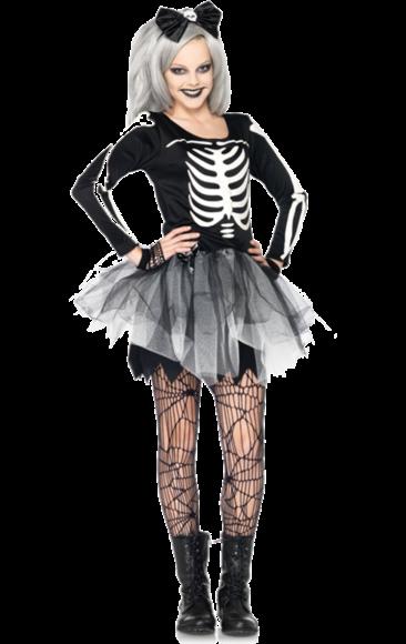 Teen Skeleton Girl Costume | Jokers Masquerade  sc 1 st  Pinterest & Teen Skeleton Cat Costume | Skeletons Costumes and Halloween ideas