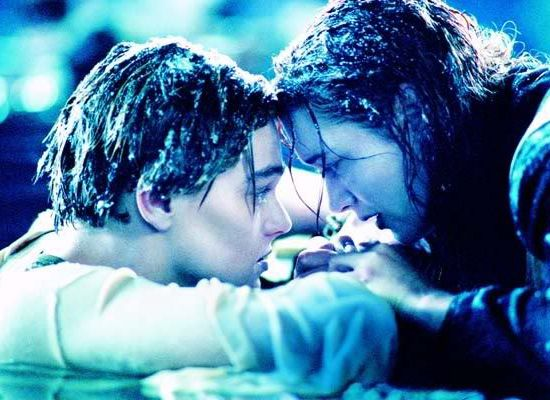 Titanic...  I don't care what anyone says, this will always be one of my favorite movies!