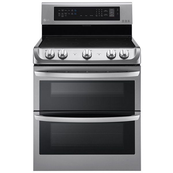 LG 7.3 cu. ft. Freestanding Electric Double Oven Range