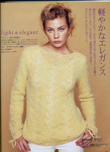 毛糸だま(№107,2000秋号) - lymrichmore - Picasa Web Albums