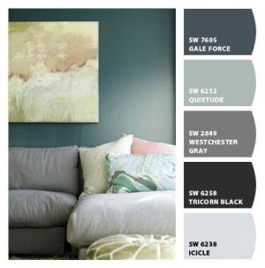 Designers Favorite Paint Colors european decorators favorite colour palettes   designers' favorite