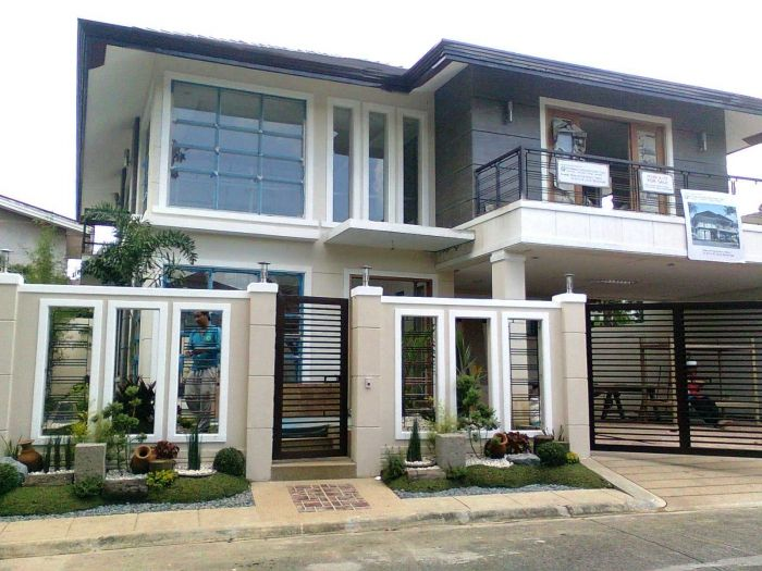 Brandnew asian contemporary house at filinvest 2 qc for Modern houses in philippines