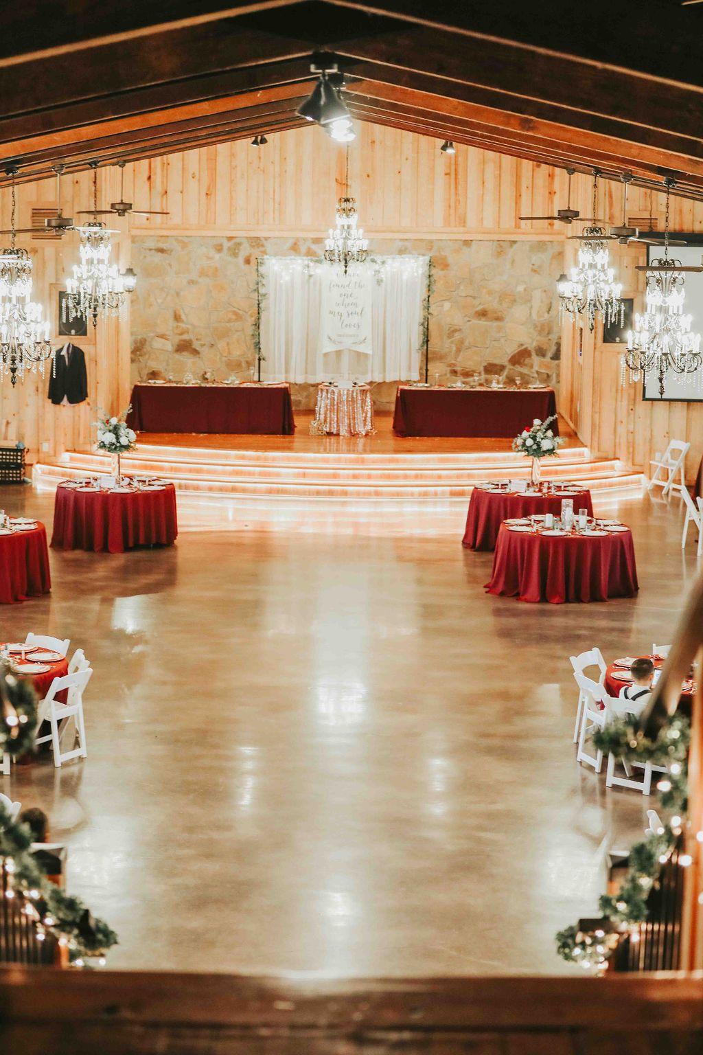 Weatherford Wedding Venue Rustic wedding venues texas