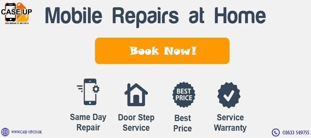 Book Now Your Mobile Phone Repair With Caseup Samedayrepair Doorstepservice Bestprice Servicewarr Mobile Phone Repair Repair Iphone Screen Repair